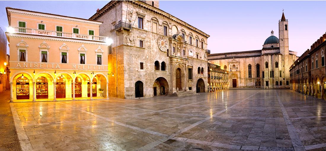 Una giornata  alla scoperta di Ascoli Piceno